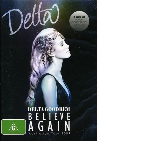 Believe Again:Oz Live Tour Box