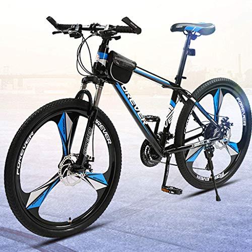 QJ Bicicleta de montaña, 26 Pulgadas de 30 desplazable Velocidad de Bicicletas...
