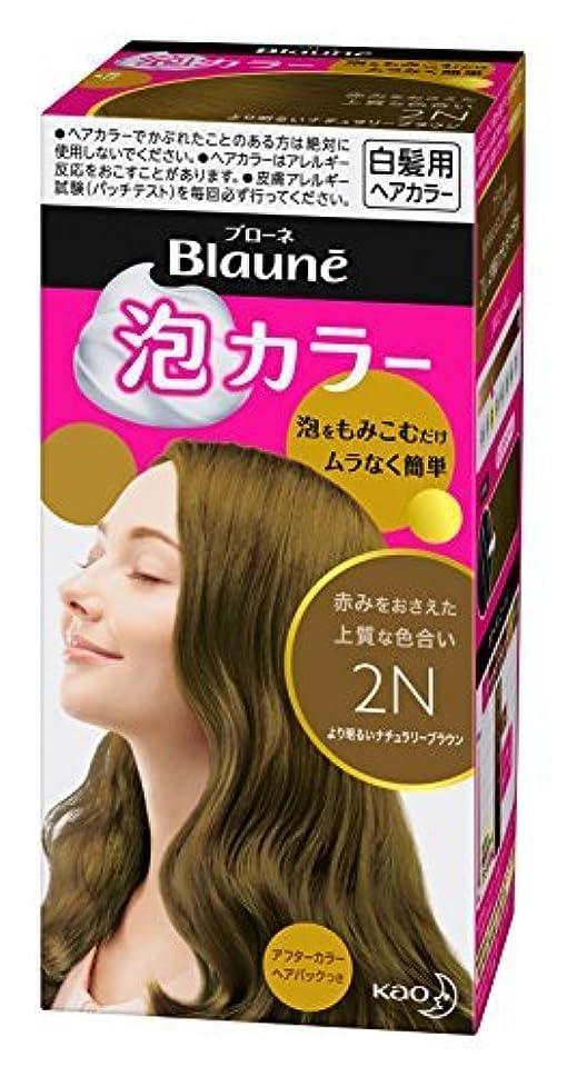 タックル革命どちらもブローネ泡カラー 2N より明るいナチュラリーブラウン 108ml [医薬部外品] Japan
