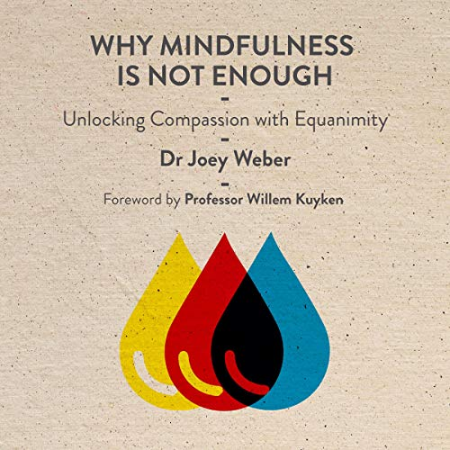 Download Why Mindfulness Is Not Enough: Unlocking Compassion with Equanimity audio book