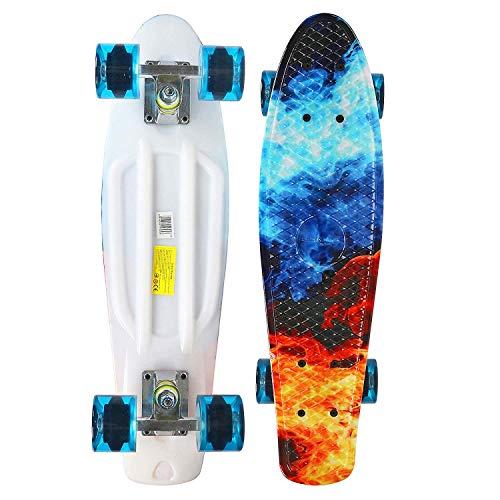 Strauss Cruiser FP Skateboard, (22' x 6')