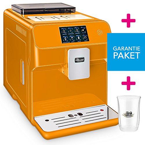 test ☆ One-Touch ☆ 50 Euro Rabatt ✔ Vollautomatische Kaffeemaschine + sicheres Servicepaket (Garantiepaket) ✔ 1 Thermotasse Deutschland