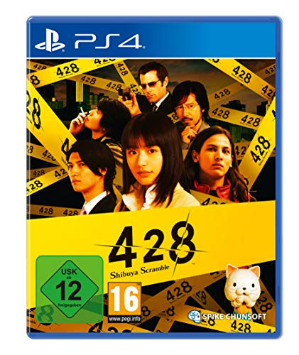 428 Shibuya Scramble (PlayStationPS4)