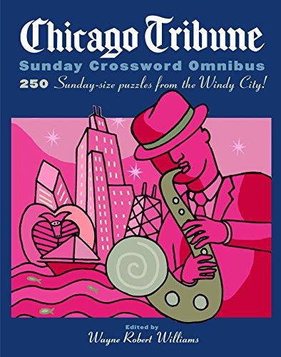 Chicago Tribune Sunday Crossword Omnibus (The Chicago Tribune)