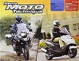 E.T.A.I - Revue Moto Technique 145.1 - BMW 1200GS et - YAMAHA YP 125