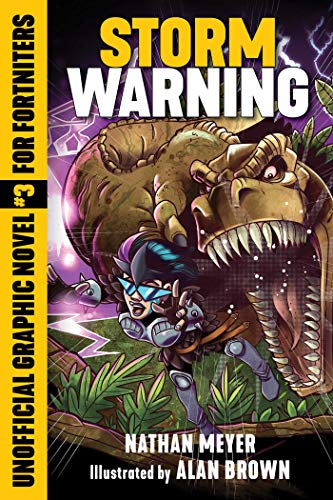 Storm Warning: Unofficial Graphic Novel #3 for Fortniters (Storm Shield) (English Edition)