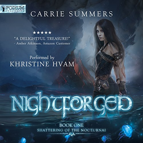 Nightforged cover art