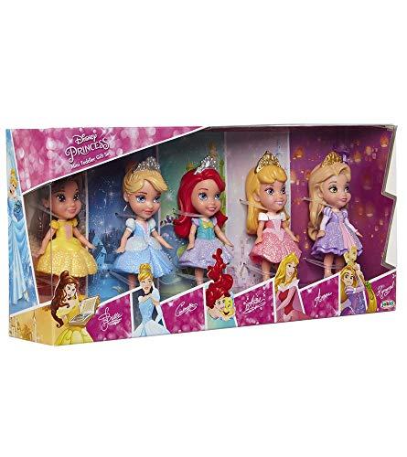 Disney Princess 40883 Die Eiskönigin 2 5 kleine Puppen, 7,5 cm