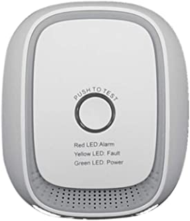Owon Gas Leakage Detector High Sensitivity, LPG, LNG, Coal, Natural Gas Leak Detection, Alarm Monitor Sensor Home, Low Bat...
