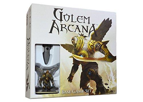 Harebrained Holdings Golem Arcana Boden Spiel Set
