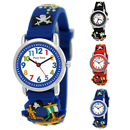 Reloj - Pure-Time-Germany - Para Unisex niños - PP.21QWdef4deevttrtkxssdddd