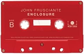 John Frusciante Enclosure Exclusive Red Cassette