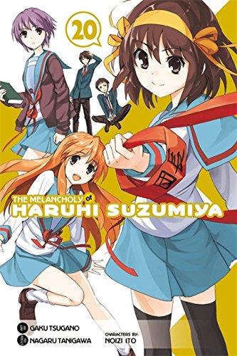 The Melancholy of Haruhi Suzumiya, Vol. 20 (Manga)