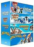 Cigognes et Compagnie + Happy Feet + Animaux & Cie + Drôles d'Oiseaux - Coffret DVD