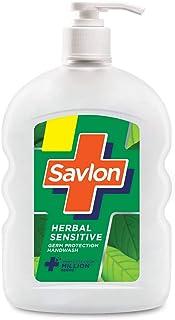 Savlon Herbal Sensitive pH balanced Liquid Handwash, 500ml