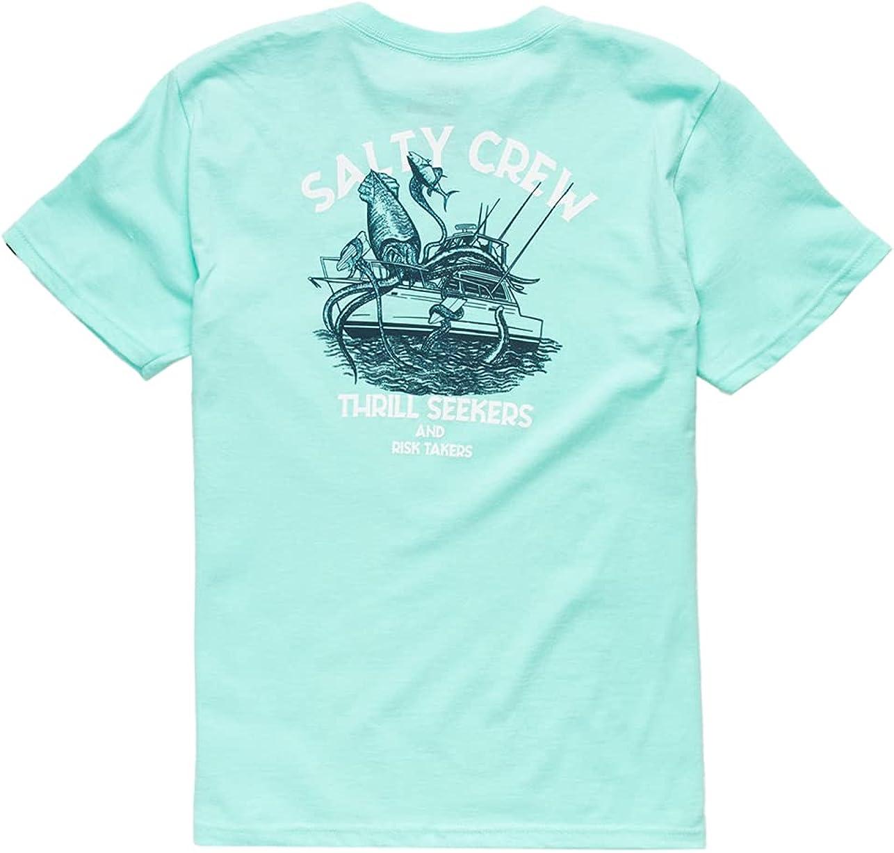 Salty Crew Deepwater Boys T-Shirt