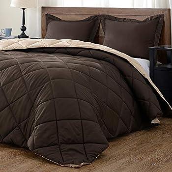 Best brown comforter set king Reviews