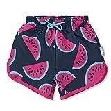 Sterntaler Mädchen Badeshorts, UV-Schutz 50+, Alter: 3-4 Jahre, Größe: 98/104, Farbe: Marine
