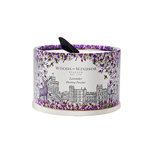 Lavender by Woods Of Windsor for Women 3.5 oz Dusting Powder