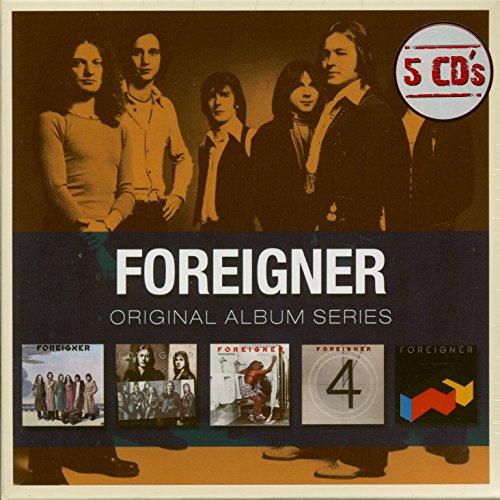 Foreigner - Album Series