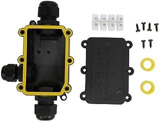 Aansluitdoos - IP68 kunststof aansluitdoos 4 m elektronische onderwateraansluitbehuizing T100 450VAC 24A UL94V-2