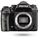 PENTAX K-1 Mark II ボディ デジタル一眼レフカメラ フルサイズ 視野率100%光学ファインダー搭載 5軸5段ボディ内手振れ補正機能搭載、すべてのレンズが手ぶれ補正 雨天でも安心 防塵防滴構造 フレキシブルチルト式液晶モニター15996 ブラック