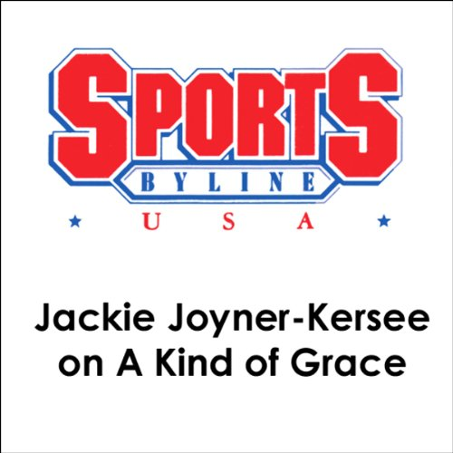 Jackie Joyner-Kersee on A Kind of Grace audiobook cover art