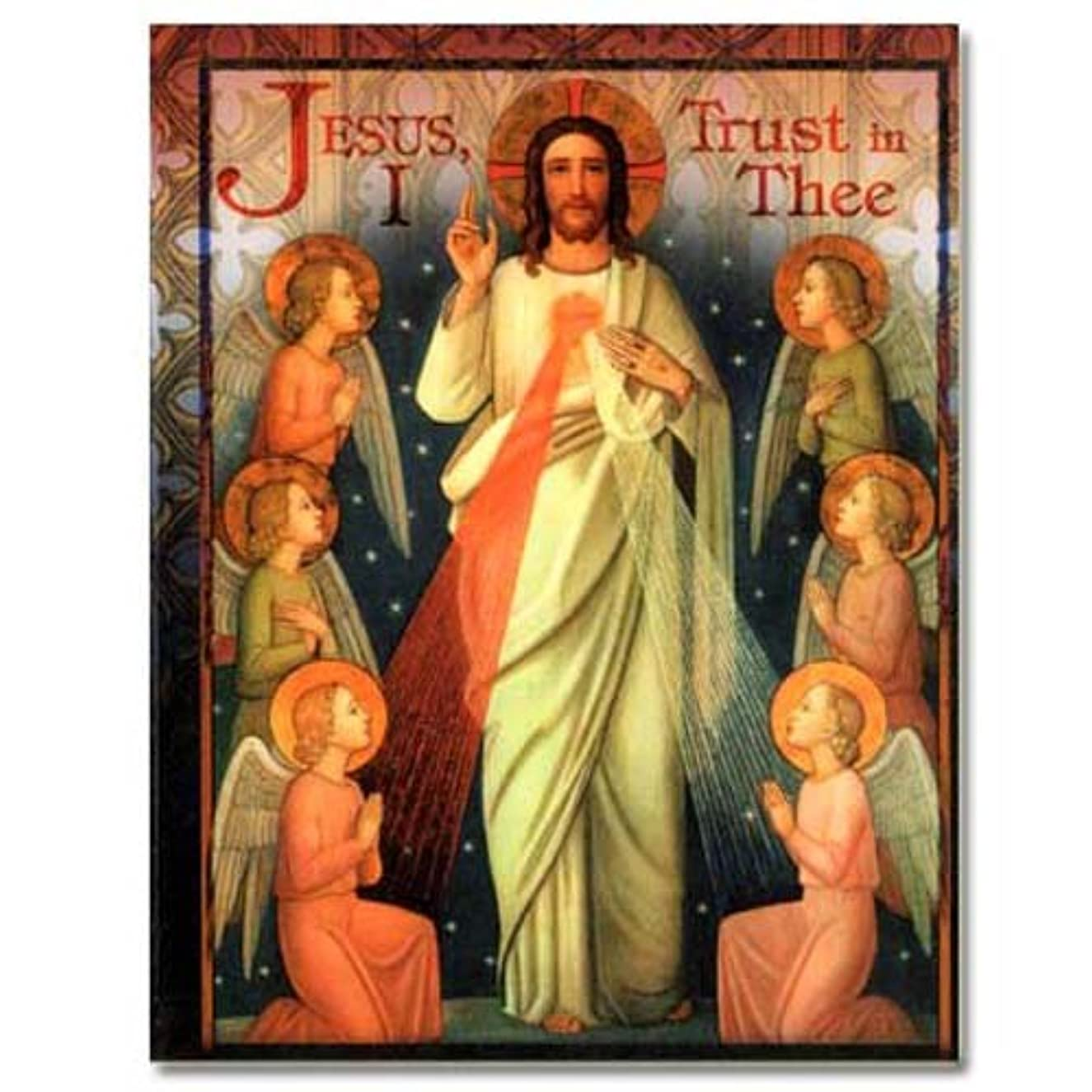 Holy Note card with Bookmark - Divine Mercy