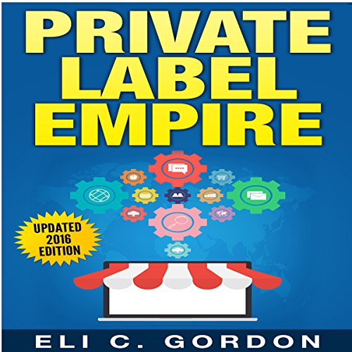Couverture de Private Label Empire