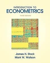 Introduction to Econometrics [INTRO TO ECONOMETRICS 3/E] [Hardcover]