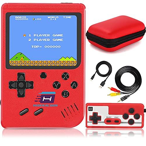 Retro Handheld Game Console, Mini Arcade Machines Built-in 400...