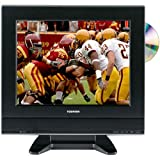 Toshiba 15DLV77 15-Inch LCD TV with Built-In DVD Player