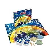 Adventerra Eco-Friendly Educational Board Games (Global Warning)