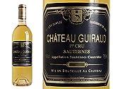 CHÂTEAU GUIRAUD blanc liquoreux 1996, Premier Cru Classé en 1855 - Sauternes - Blanc - 0.750 l