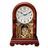 Reloj De Escritorio, Reloj De Sobremesa De Abuelo, Reloj De Escritorio De Manto Silencioso, Relojes De Sobremesa De Reloj De Péndulo Vintage, Relojes Retro, Relojes De Sala De Estar Creativos Para