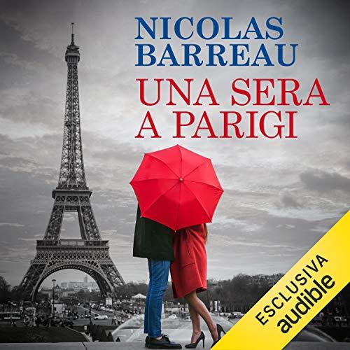 Una sera a Parigi audiobook cover art