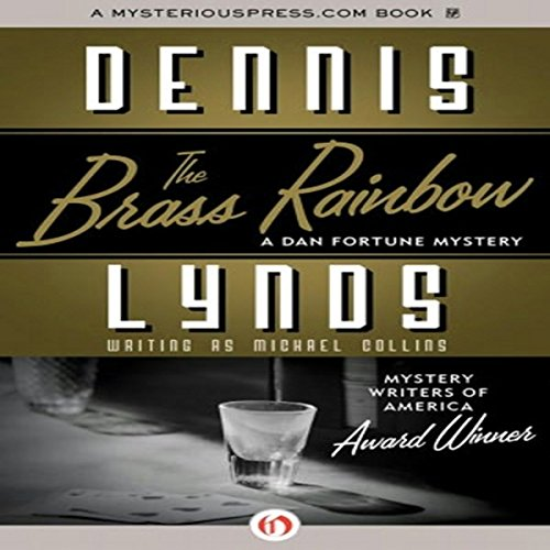 The Brass Rainbow audiobook cover art