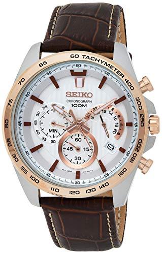 Seiko Reloj de Pulsera SSB306P1
