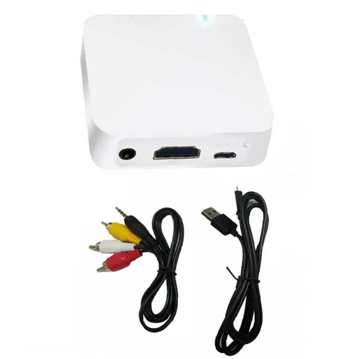 Car Wireless Display Dongle AV HD Screen Mirroring Box WiFi Streaming Stick Video Equipment