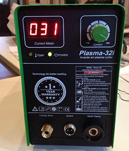 HST Plasmaschneider 32i Amp schneidet bis10 mm Plasma CUT Inverter HF-Zündung