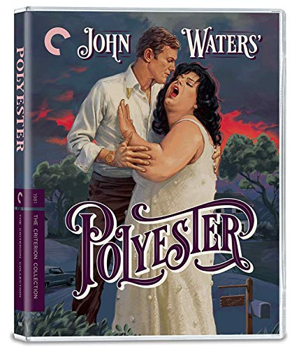 Polyester (1981) (Criterion Collection) [Blu-ray] [2019]