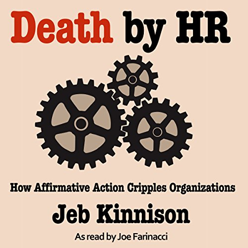 Death by HR audiobook cover art