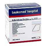 LEUKOMED sterile Pflaster 5x7,2 cm 50 St -