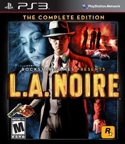 L.A. Noire Complete Edition(輸入版)
