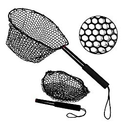 Fiblink Folding Aluminum Fishing Landing Net