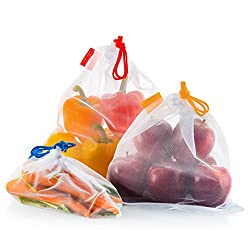 Zero Waste: reusable produce bags