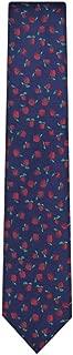 Men Spend Tie/Fashion Casual Silk Tie/for Work, Parties, Weddings, Business, 145 × 7.5cm Men's Gift MSJQQ (Color : E)