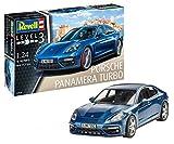 Revell- Maquette-Porsche Panamera 2, 07034