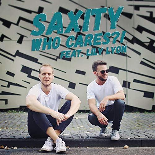 Saxity & Lily Lyon