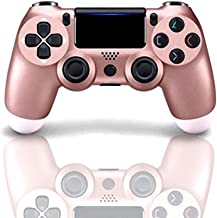 $42 » Game Controller - Wireless Gamepad for PS4/PS4 Pro/PC and Laptop with Vibration and Audio Function, Mini LED Indicator, Hi...